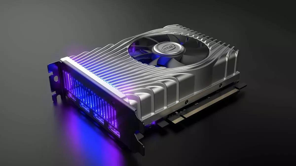 Intel naj bi se kmalu poskušal še v vlogi izdelovalca samostojnih grafičnih kartic.