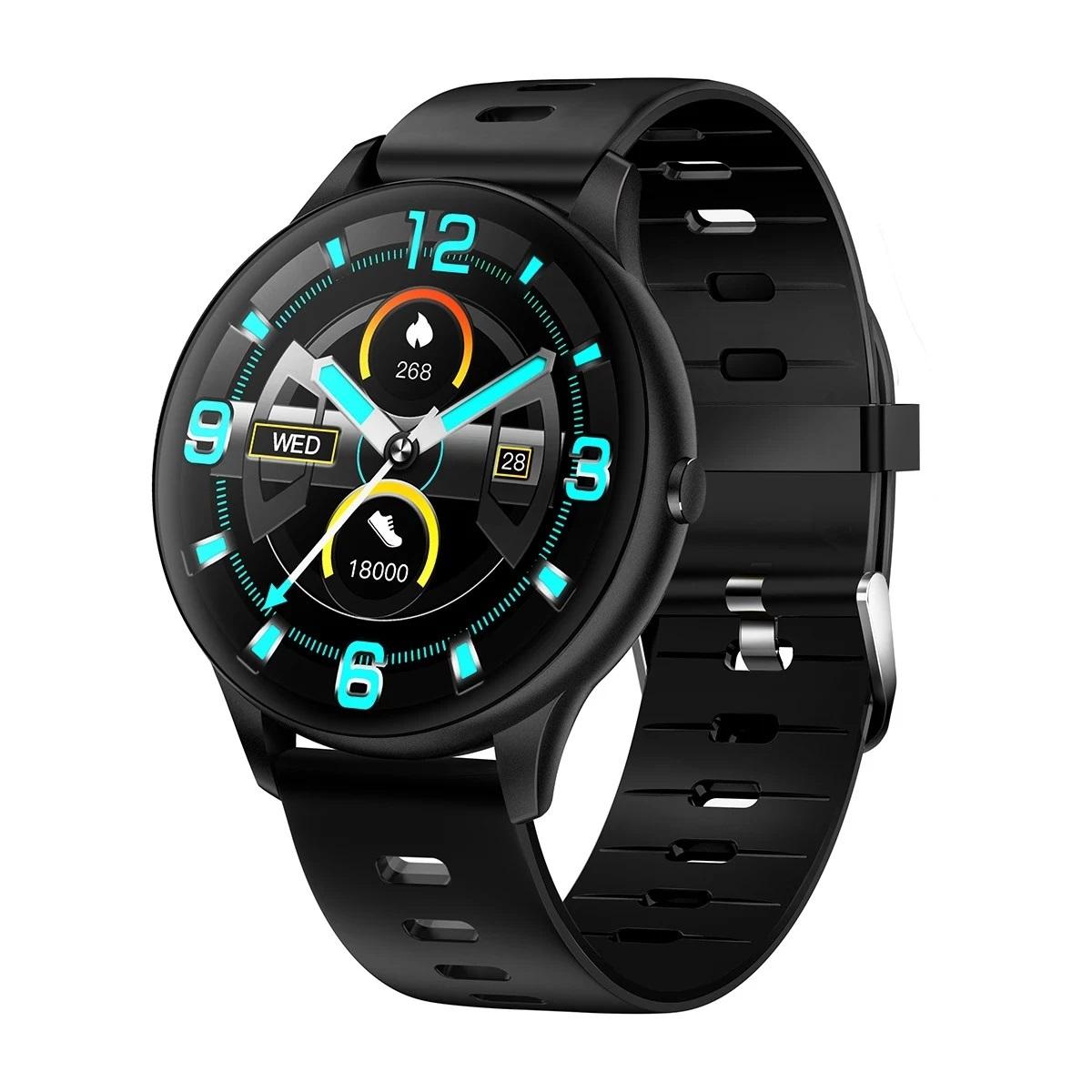 Odlična pametna ročna ura Cafago K21 Smart Watch je lahko naša že za zgolj 17,84 evrov.