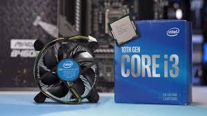Novi procesor Intel Core i3-10100F za malo denarja ponuja veliko!