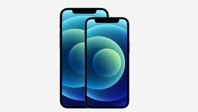 Novi iPhone 12 mini je najmanjši pametni mobilni telefon s podporo mobilnemu omrežju 5G.