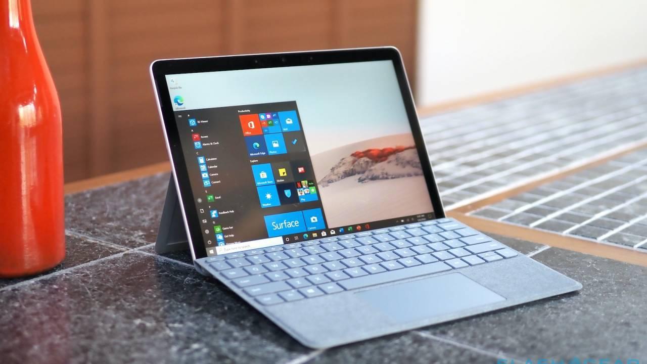 Novi Microsoft Surface Go 3 bi lahko bil naprodaj že prihodnje leto.