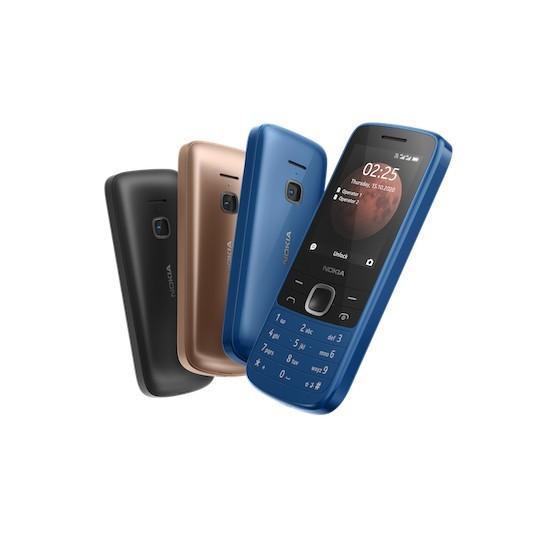 Nokia 215 4G in telefon Nokia 225 4G – dva najnovejša člana družine funkcijskih telefonov Nokia