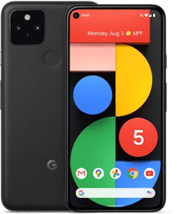 Pametni mobilni telefon Google Pixel 5 prinaša podporo za mobilna omrežja 5G.