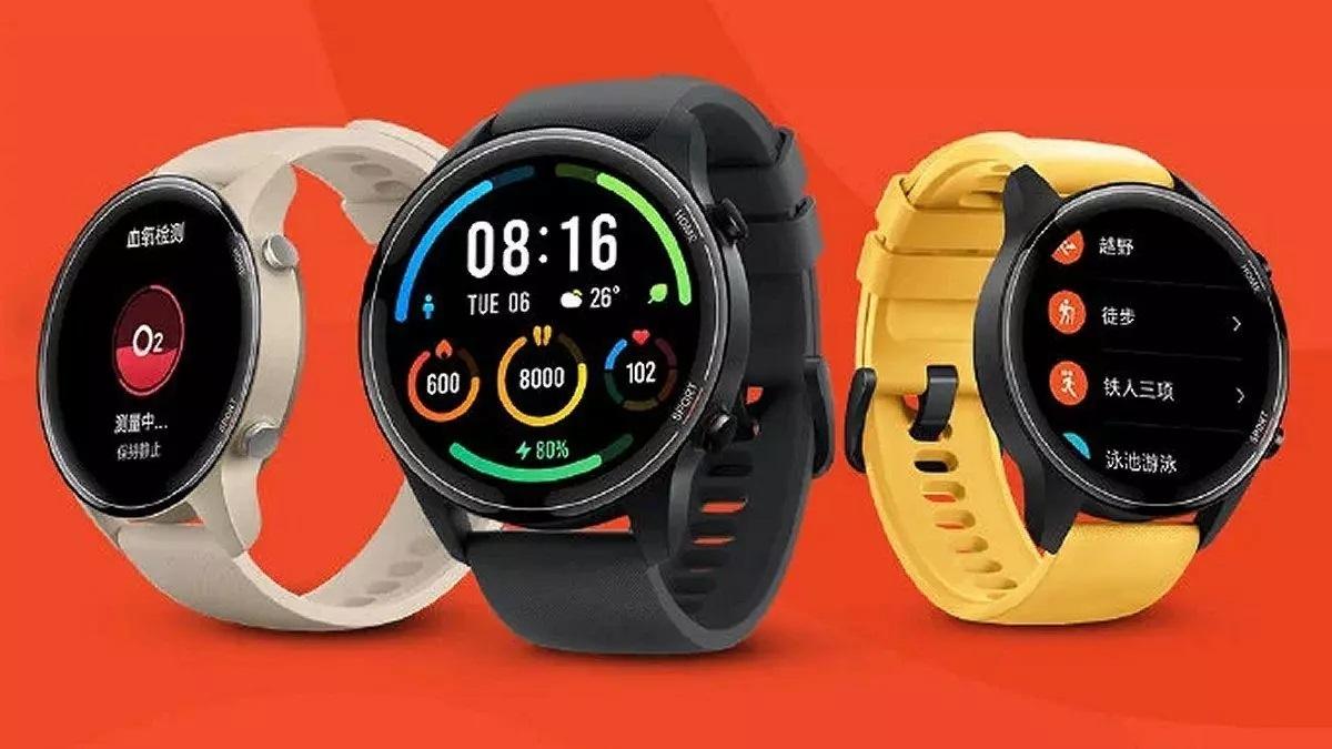 Pametna ročna ura Xiaomi  Mi Watch Color Sports Edition je kot nalašč za športnike.