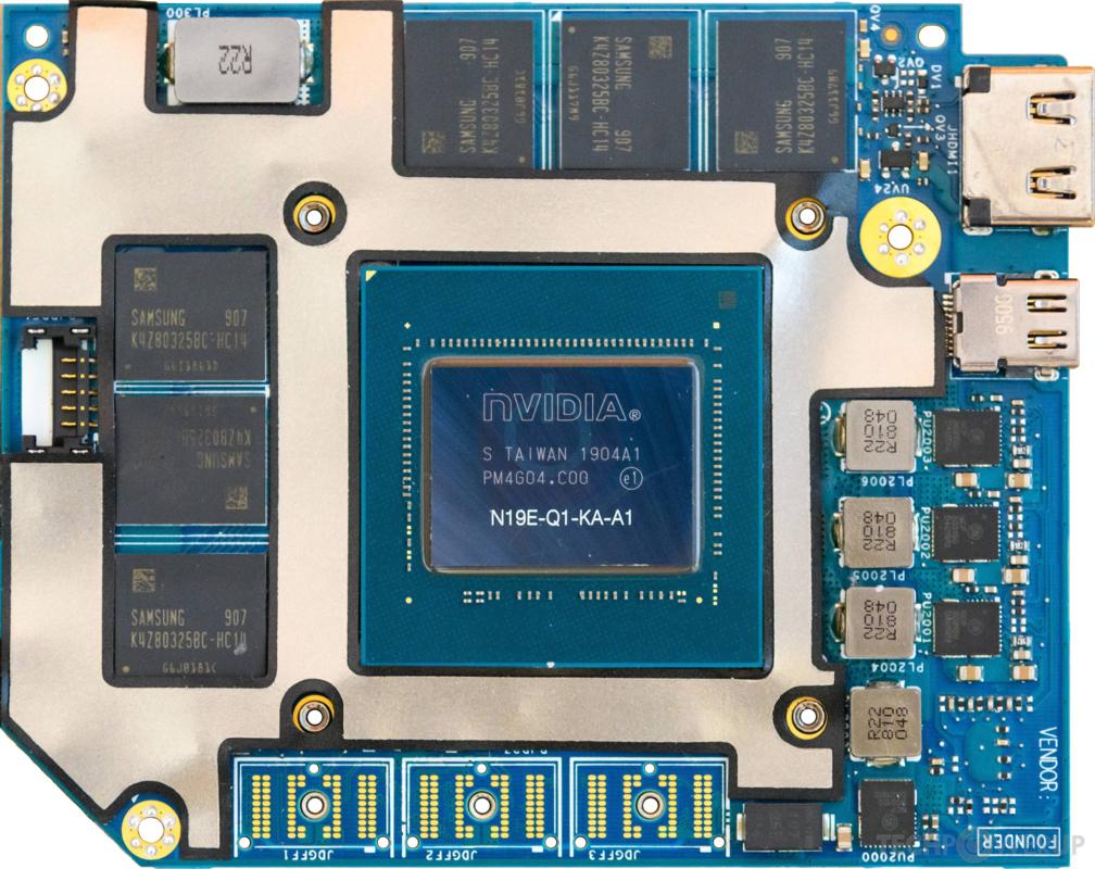 Zmogljive grafične kartice Nvidia GeForce RTX 3000 kmalu tudi za prenosnike