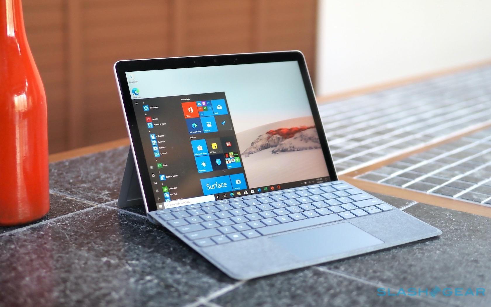 Novi Surface Go 2 je trenutno najboljši cenovno ugoden tablični računalnik oziroma prenosnik 2-v-1.