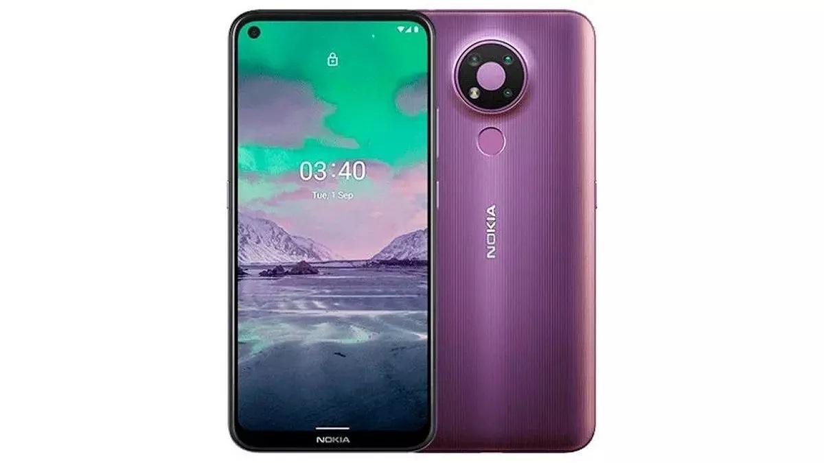 Nova Nokia 5.4 naj bi za malo denarja ponujala veliko!