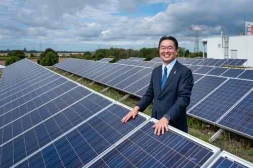 Kazuyoshi Yamamoto, predsednik podjetja Epson Europe