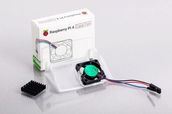 Hladilni sistem Raspberry Pi 4 Case Fan se je v praksi izkazal za nadvse učinkovitega.