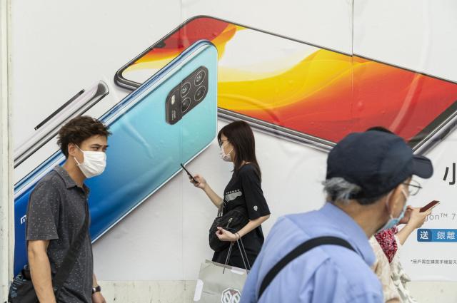 Pametni mobilni telefoni Xiaomi gredo v prodajo kot za stavo.