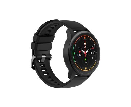 Pametna ročna ura Xiaomi Mi Watch za malo denarja nudi veliko.