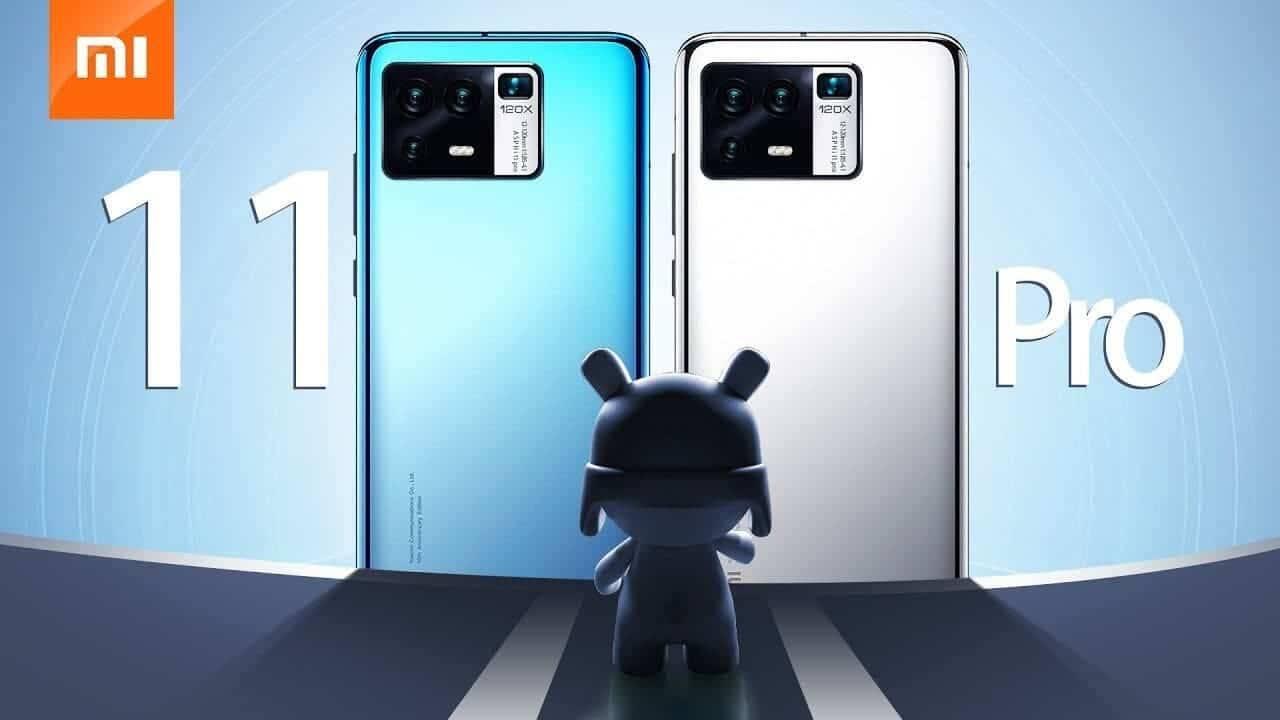 Vrhunski Xiaomi Mi 11 Pro bo uradno predstavljen šele v februarju.