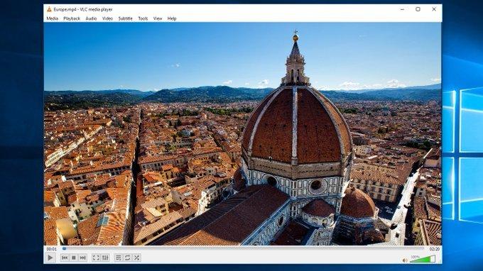 Novi večpredstavnostni predvajalnik VideoLAN Client brez težav deluje tudi v navezi z najnovejšimi osebnimi računalniki Apple.