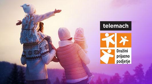 V Telemachu so sprejeli ukrepe, ki bodo pripomogli h kakovostnejšemu usklajevanju zasebnega in poklicnega življenja